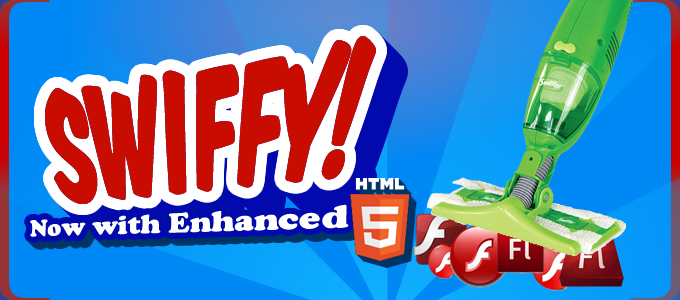 Google Swiffy...now with Enhanced HTML5